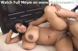 Awesome Hardcore Action With Indian Babe