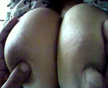 Showing My Wife's Big Breast