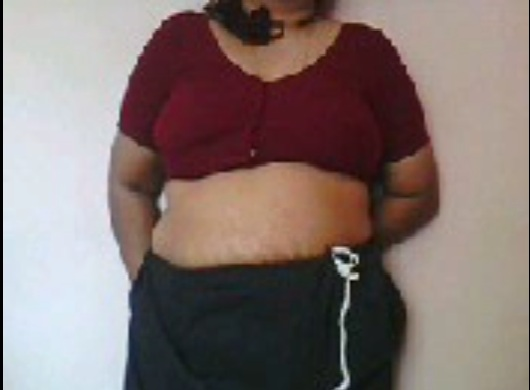 Indian Fat Lady Exposed