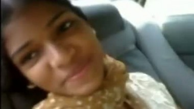 Malayali guy fondling his college friend in car with malayalam conversation