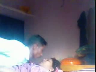 Hot horny Tamil auntie fucks brother in law