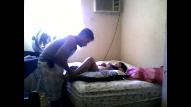 Missionary position hot sex with lover