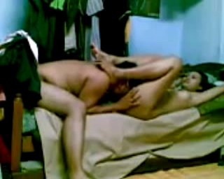 Indian wife gets her pussy eaten by husband