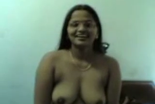 Receptionist Naked body Exposed After Fuck