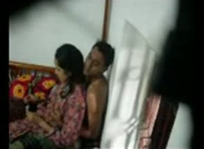Kerala village aunty first time home sex with hubby's friend