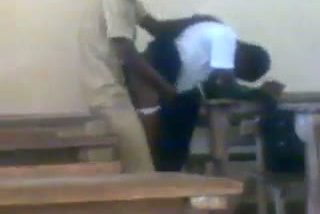 Desi teen school girl fucked by security guard