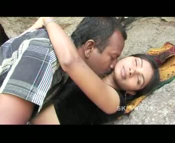 Indian outdoor porn movies of desi girl romance with director