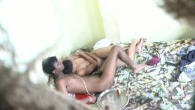 Indian bhabhi hardcore hidden cam sex with hubby's friend