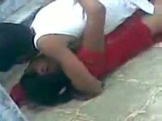 Desi sex scandal mms of college teen outdoor sex with lover