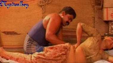 Best Indian home sex of mallu mature maid romance with owner