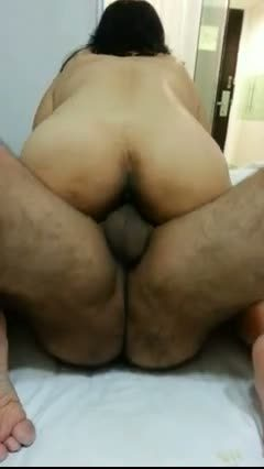 Naughty house wife freesex with hubby's friend