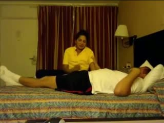 Indiansex clip mature aunty home sex with hubby