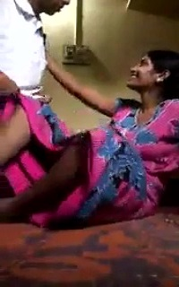 Tamil home sex videos of horny couple