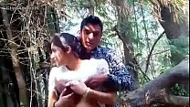 Mumbai teen's boobs pressed in the forest