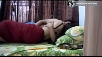Indian housewife having erotic sex with another man