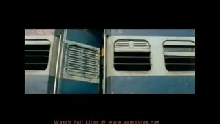 Hot scene from a Bollywood movie