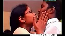 Horny wife from Chennai sucking staff's dick