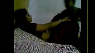 Desi Housewife's Secret Sex With Her Servant