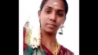 Sexy Tamil Wife's Live Shower