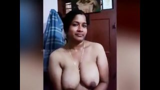 Indian BBW With Her Husband's Friend