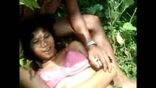 Indian Girl Having Group Sex In Forest