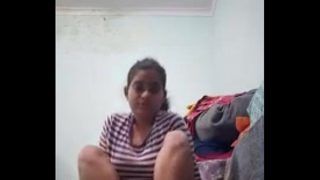 Nude Indian Girl's Whatsapp Video
