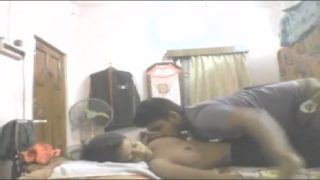 Desi Home Porn Of Bangalore Girl And Cousin