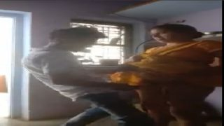 Young college guy fucking hot desi village aunty