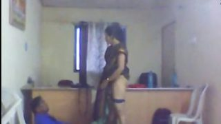 Chennai teacher hot sex with staff in office room